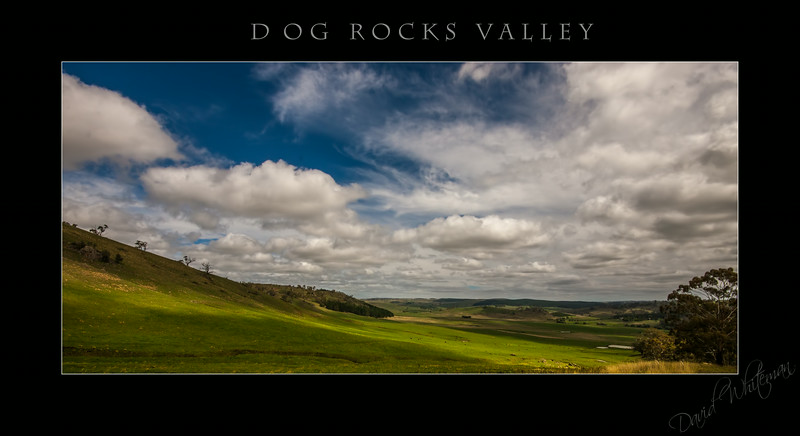 Dog Rocks Valley