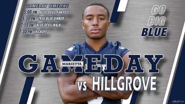 Game 9 - Hillgrove