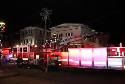 Dwelling Fire - 152 Columbia St, Fall River, MA - 12/8/18
