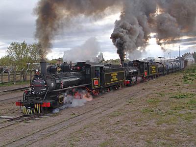 Patagonian Express & Argentina Broadgauge
