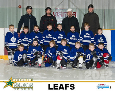 SSS Timbits Leafs