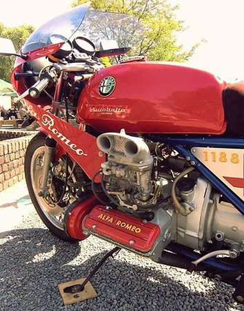 NoNe motorcycle engines on Motorcycles