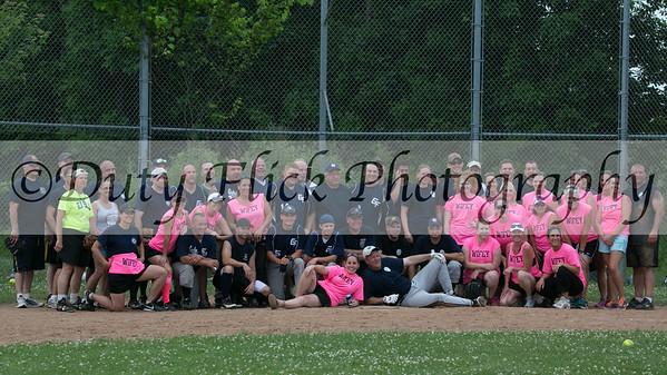 2014 Sonny Chung Memorial Softball Game - 6/29/14
