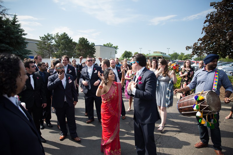 LeCapeWeddings Chicago Photographer - Renu and Ryan - Hilton Oakbrook Hills Indian Wedding -  483.jpg