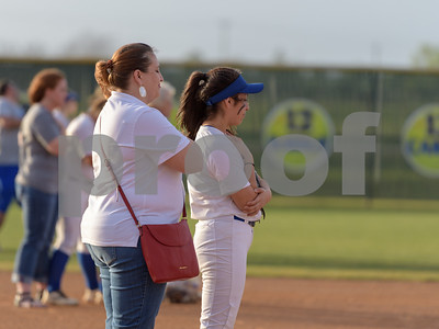 Varsity Softball vs. Gonzales