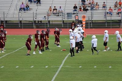 7th  Football Devine vs MV 091318