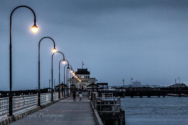 St Kilda Pier Australia