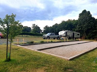 Harvest Hosts & Golf Clubs