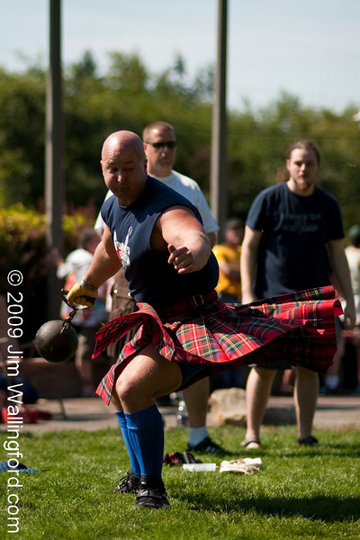 2009 North Seattle Highland Challenge