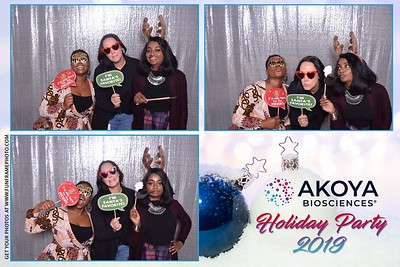 Akoya Biosciences Holiday Lunch