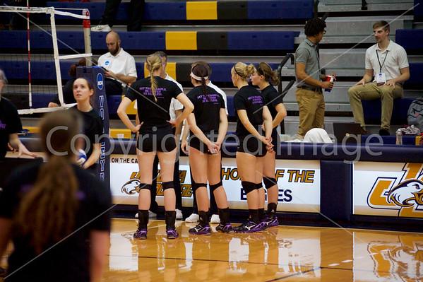 Bluffton Volleyball 111315 Wittenberg