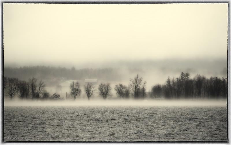 Fog and Rain November 19th