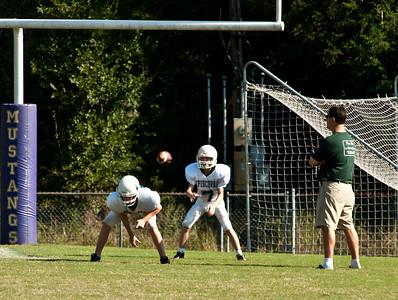 ECS Football  09/26/2009