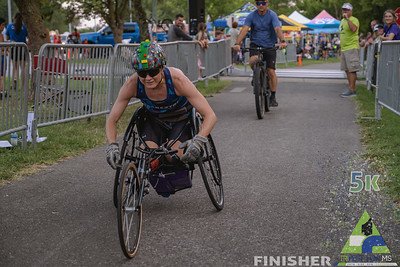 5k Finishers - Photographed by Mal Sebeck