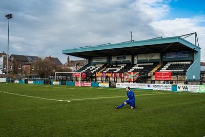 Winsford United (h) W 2-0