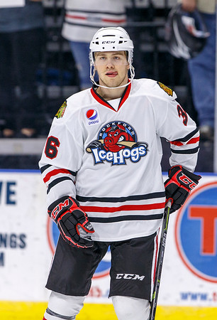 IceHogs vs Checkers 04-15-15