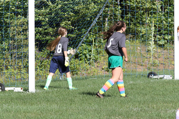 LITTLE LARRIES BEAT MASSENA IN SOCCER