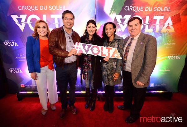 Cirque du Soleil: VOLTA - San Jose