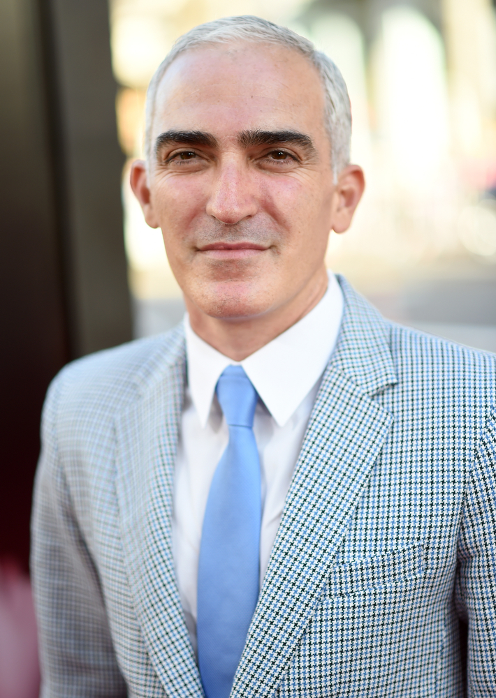 Description of . Actor Patrick Fischler attends Premiere Of HBO's