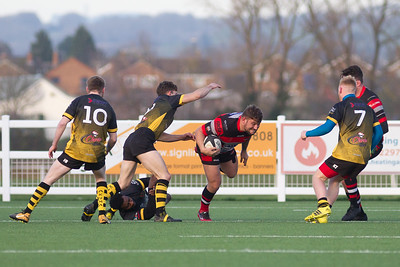 Cheltenham Rugby V Coney Hill - 30th November 2019