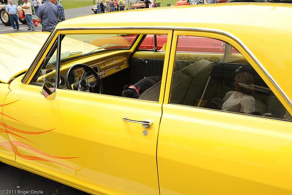 Hillsville Car Show