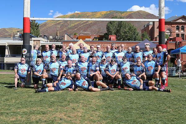 2018 Over 55's Division Dark & Stormy Misfits Rugby Men Aspen Ruggerfest 51