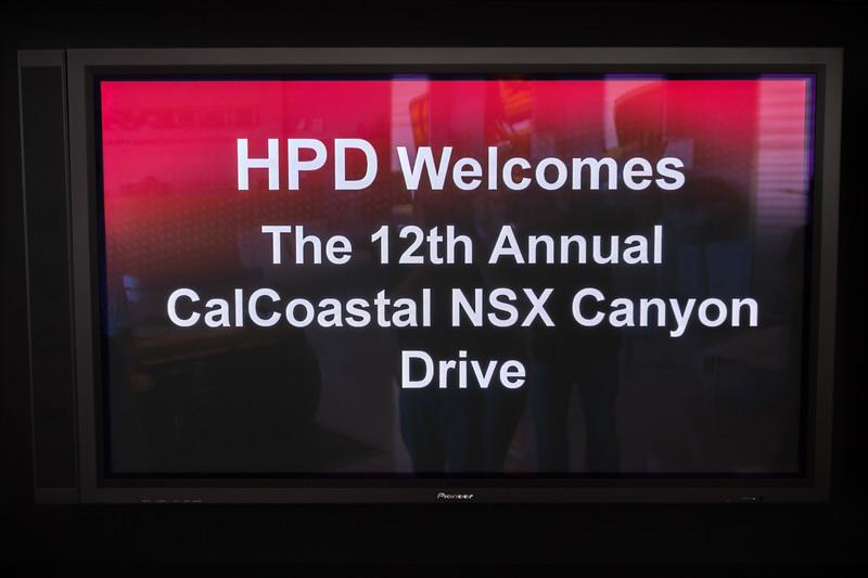 HPD welcomes us