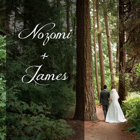 Nozomi and James