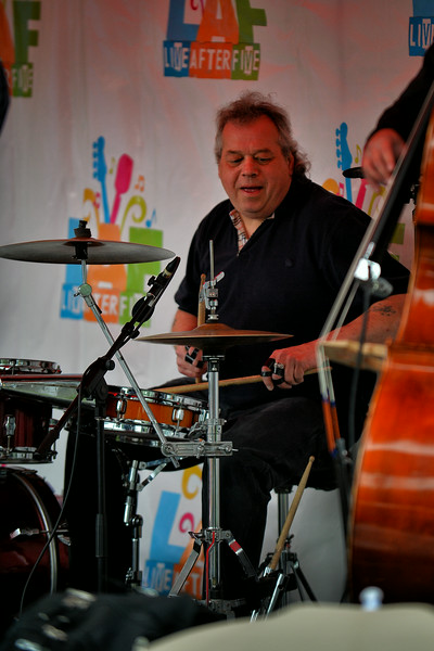 June 27, 2014: Anchorage Downtown Partnership presents Live After Five featuring The Rebel Blues Band.