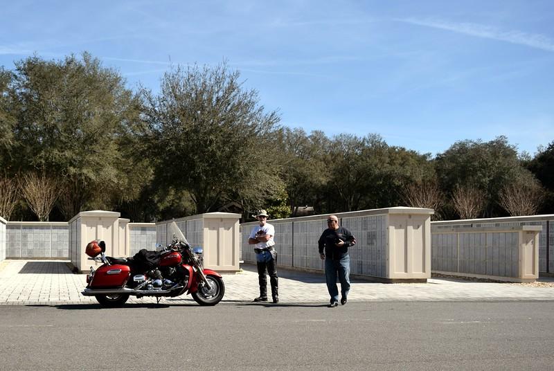 January 31, 2015 Ride to Florida National Cemetery (14).JPG