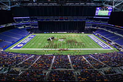 2018 Bands of America Performance