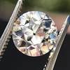 1.53ct Old European Cut Diamond GIA J VS2  8