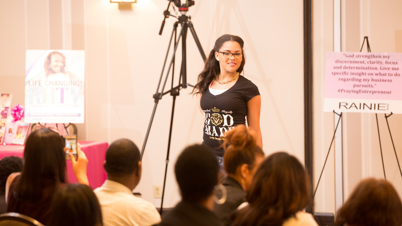 Rainie Howard's Prosper on Purpose 2014, Photography by Ces White of iDex Photography & Multimedia www.Dexine.me
