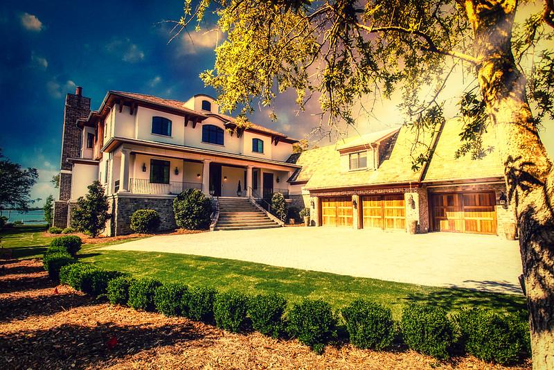 Bradley Creek Luxury Home