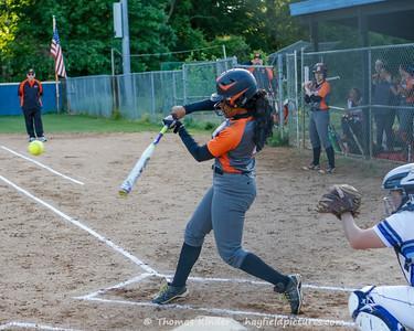 Varsity Softball vs Fairfax 5/8/17