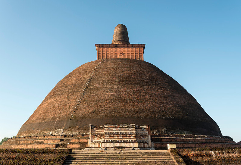 Jetavanarama Stupa, Anuradhapura