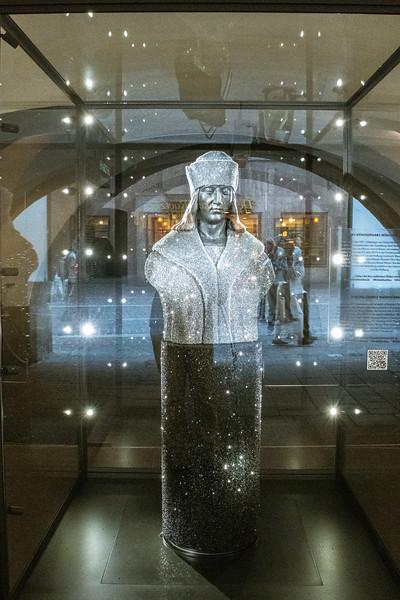 Innsbruck is the home of Swarovski Crystal