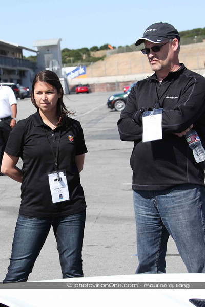 Allison and Dan from Chrysler.