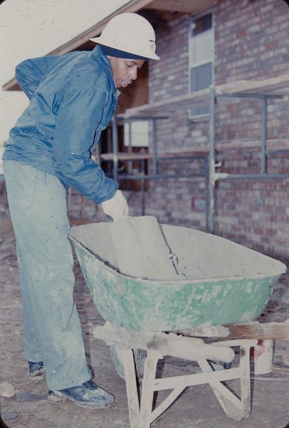 1972-1975 Brick Mason