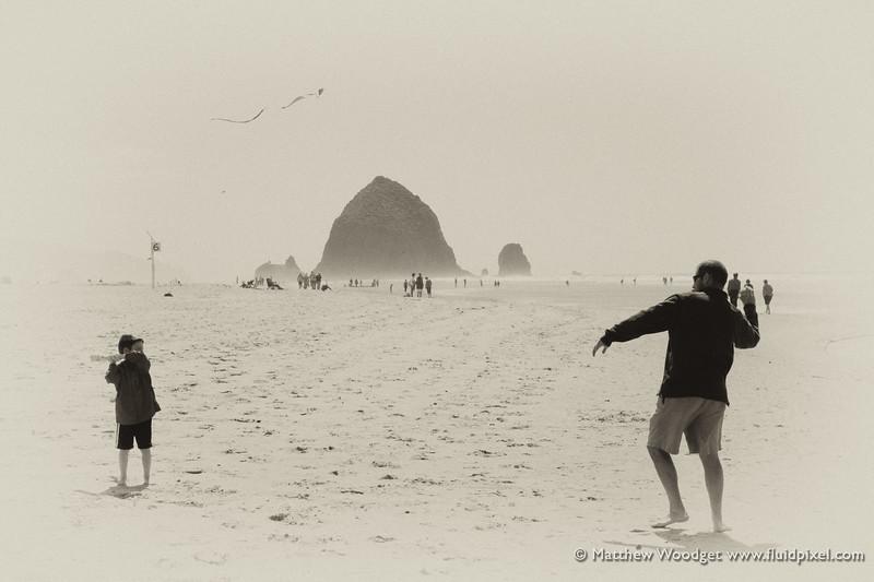 Ye olde Cannon beach fun