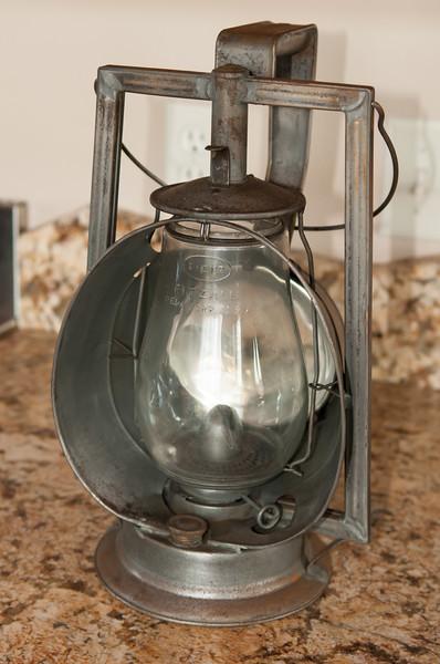 Milwaukee Road Inspector Lantern
