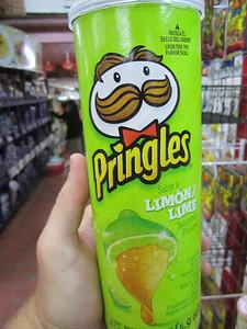 Limon/Lime flavored Pringles from Antigua, Guatemala | Courtesy of Matt Hope http://www.backpackingworldwide.com