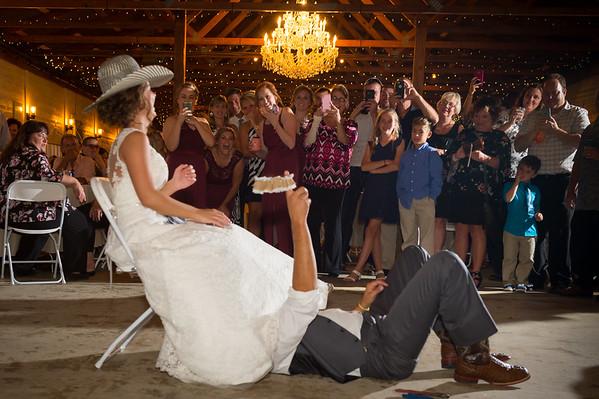 The Kinsey Lunce Wedding