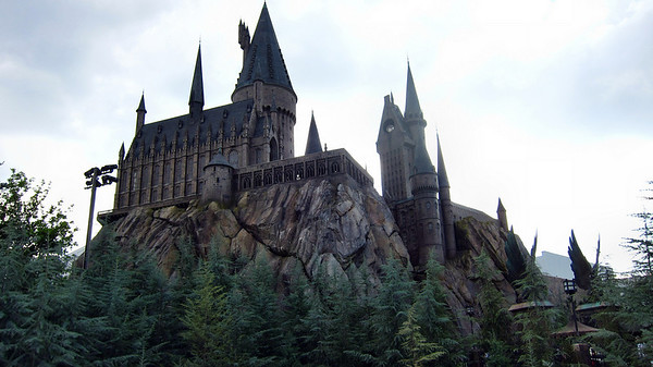 Universal's Islands of Adventure featuring Harry Potter