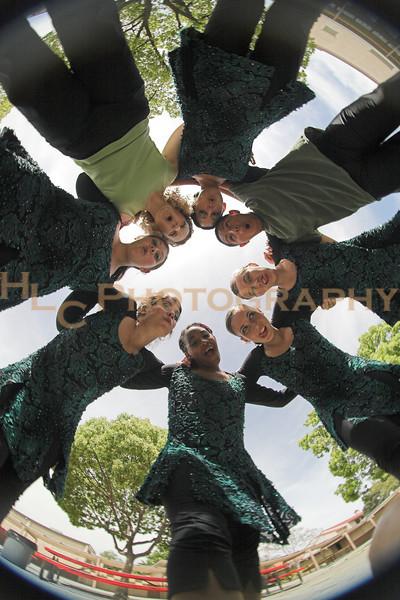 4/14/07 LnHS Team at Downey HS