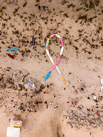Paddle for Peace Breast Cancer Awareness 2020