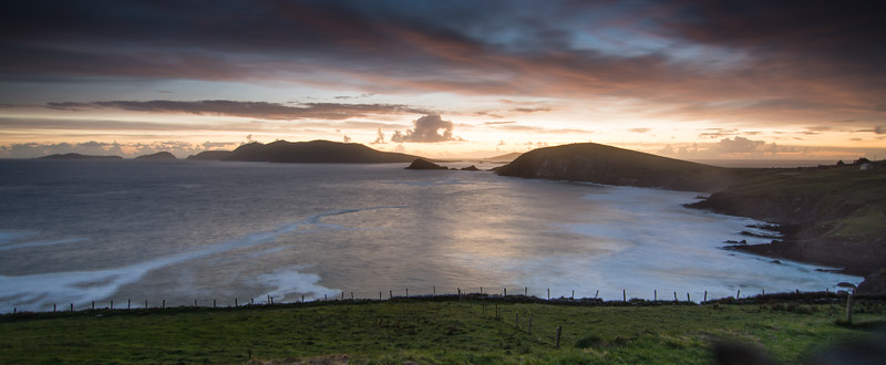 Slea Head sunset