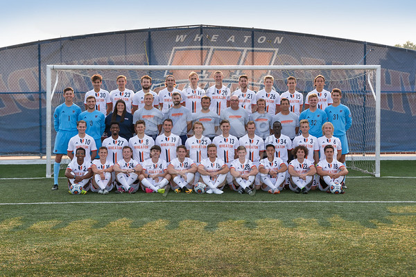 Wheaton College Men's Soccer 2017