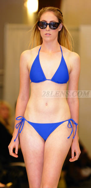 Day 5 - DC Fashion Week 2014 - Spring / Summer - 2015 Collections - Emerging Designer Showcase - CHALINA COUTURE SWIMWEAR  (DCFW) 9-27-2014