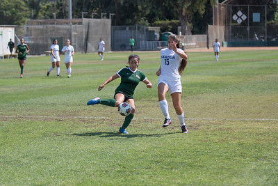 Women's Soccer vs LA Harbor
